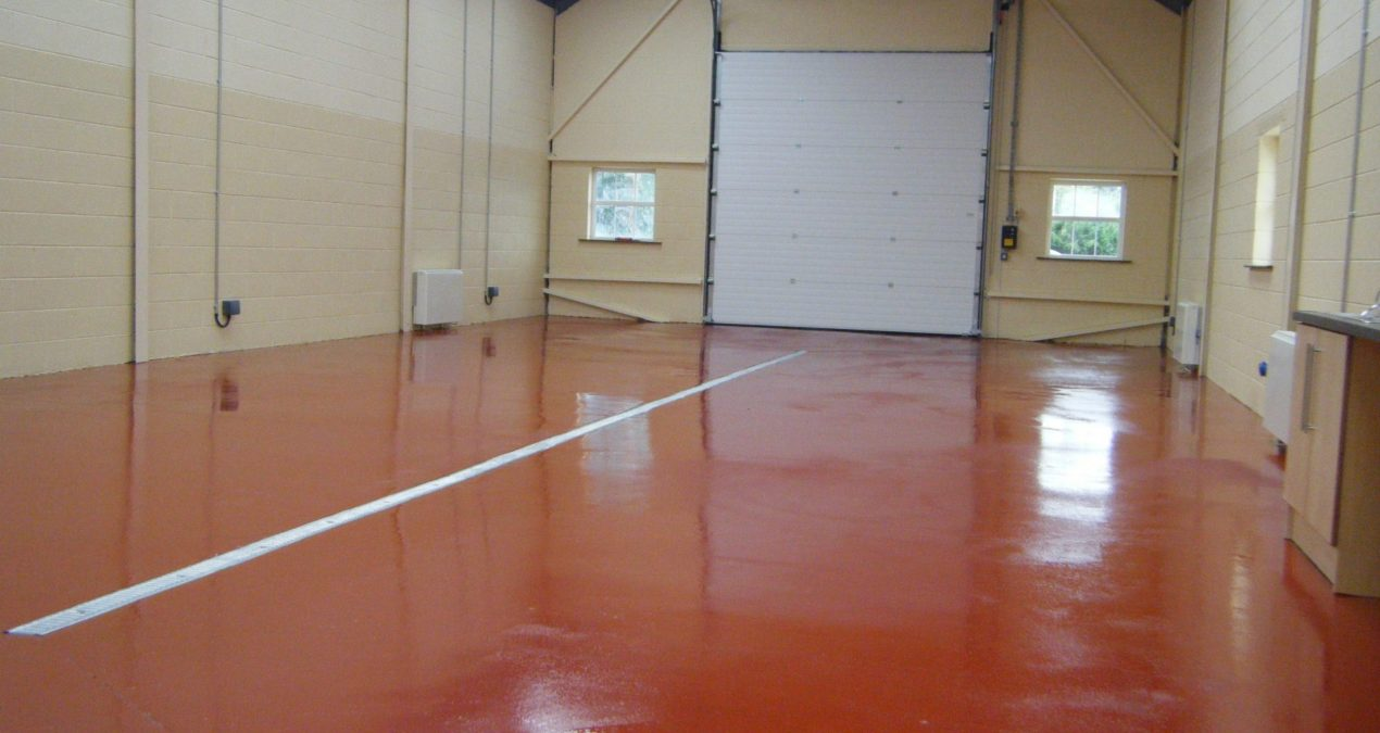 Industrial Coatings For Seamless And Appealing Floors In Industries – Flooring