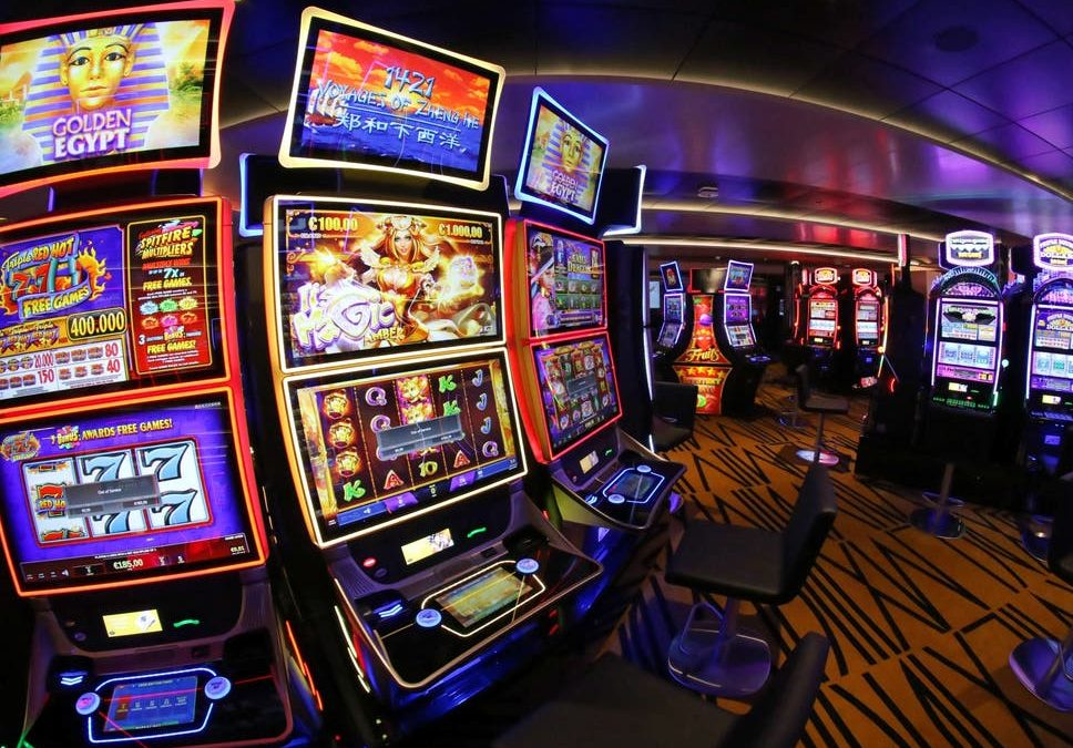 Free Slots Play Slot Machine Games Online