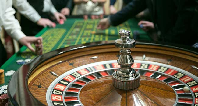 Now Draw A Casino. I Bet You Will Make The Same Mistake As Most People Do