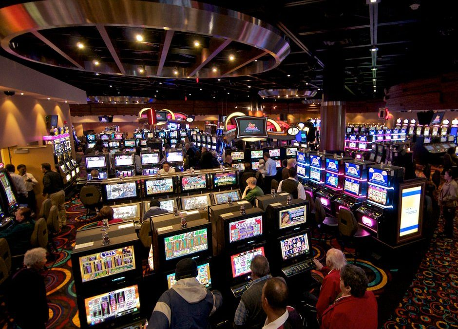 Ten Methods Of Casino That can Drive You Bankrupt