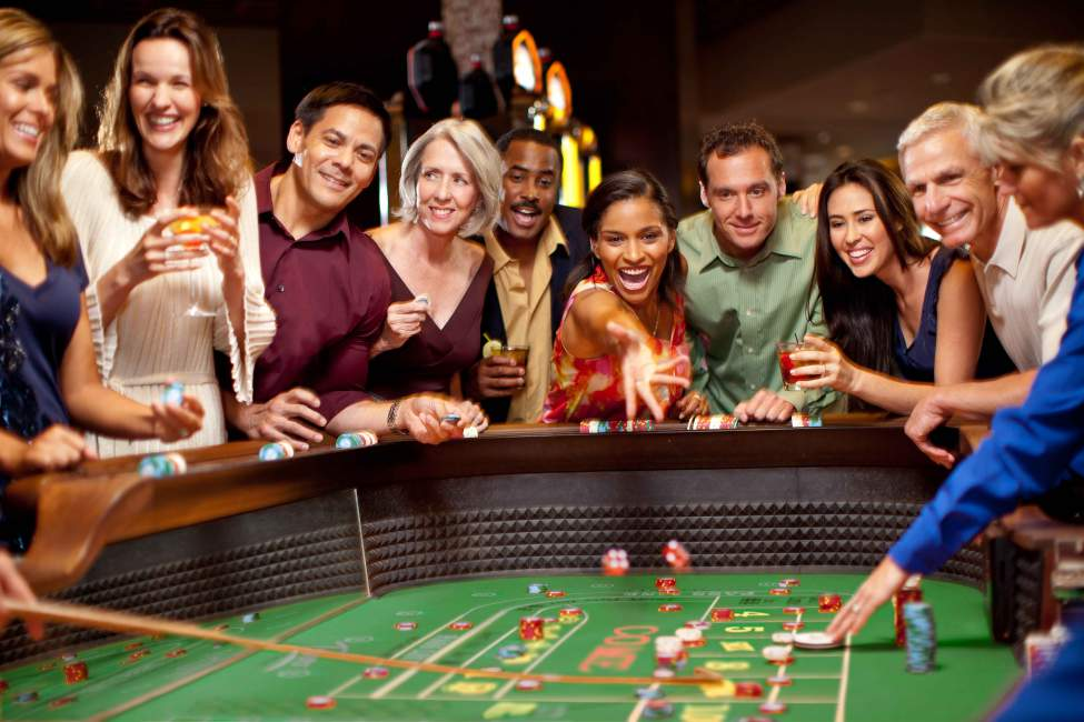 Casino And Love – How They're The Identical